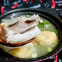 清炖羊排素高汤-羔羊肉肋排-蜜桃爱营养师私厨-清淡饮食