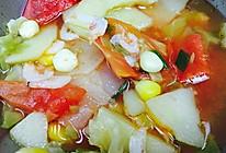 蔬菜杂烩汤的做法