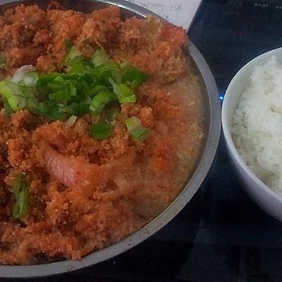 米粉蒸肉土豆