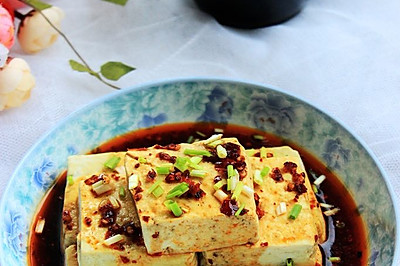 蒸臭豆腐----【萬字纯酿造酱油试用报告四】