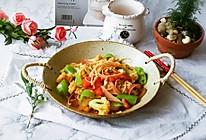 #硬核菜谱制作人#番茄菌菇烩花椰菜的做法