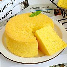 无油无水,不开裂的酸奶蛋糕,超松软巨简单