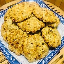 椰蓉蔓越莓燕麦饼干