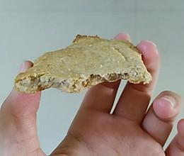 魔芋燕麦减肥代餐饼干的做法