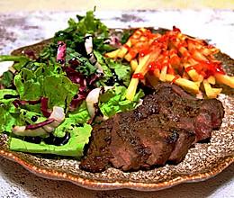 Carne Asada 拉丁风味烤牛肉的做法
