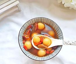 广东人冬天必备的补血美容养颜汤:简单快手的酒酿圆子的做法