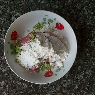 珍珠翡翠丸孑汤的做法 步骤2