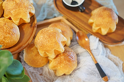 创意面包|酸奶种布里欧修,经典法国阶级面包,不阶级但更健康