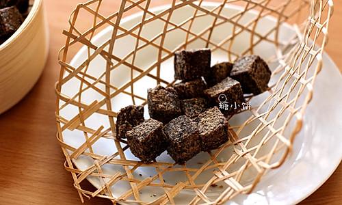 【原味牛肉粒】自制不塞牙的零食牛肉干的做法