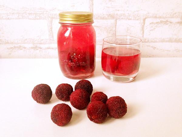 夏日特饮—杨梅汁的做法
