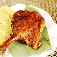 微波炉版烤鸭腿#美的微波炉菜谱#的做法图解13