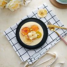 #春季减肥,边吃边瘦#好吃不上火的小米蒸蛋糕