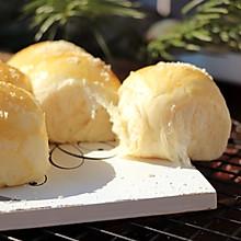 奶香小面包#跨界烤箱 探索味来#