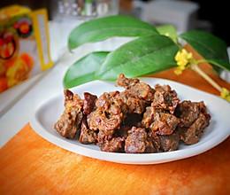 咖喱牛肉粒#百梦多圆梦季#的做法