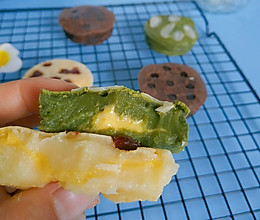 三种口味网红粑粑糕的做法