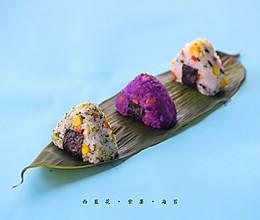 彩色日式饭团,变着法让孩子吃饭的做法