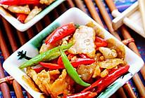 湘菜经典~农家小炒肉好吃的秘诀的做法
