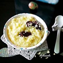 #花10分钟,做一道菜!#红枣小米粥