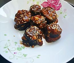 日式照烧茄盒的做法