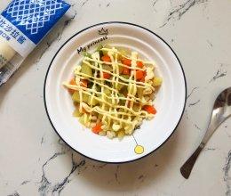 #一起土豆沙拉吧#土豆沙拉的做法