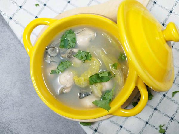生蚝汤的做法