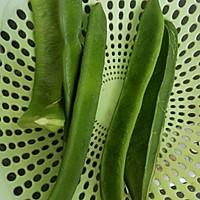 腌刀豆的做法图解1