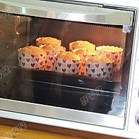蜂蜜牛奶纸杯蛋糕#十二道锋味复刻#的做法图解10