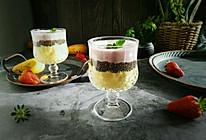 #百变水果花样吃#奇亚籽水果酸奶杯(低卡饮品)的做法