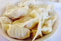 酸菜猪肉水饺的做法