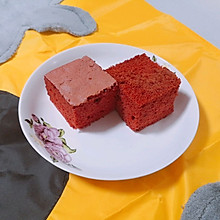 #憋在家里吃什么#红丝绒蛋糕