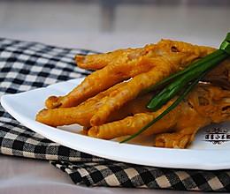 卤煮鸡爪的做法
