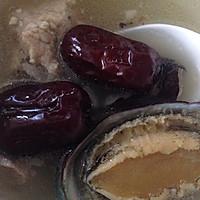 海椰皇红枣鲍鱼排骨汤的做法图解5