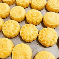仿香港美心流心奶黄月饼#法国乐禧瑞,百年调味之巅#的做法图解42