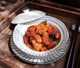 超级简单的秘制红烧肉#520,美食撩动TA的心!#的做法