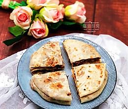 缙云烧饼(梅干菜肉饼)的做法