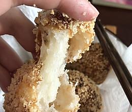 炸脆皮糯米糕的做法