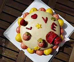 馒头夹心蛋糕――母亲节送给妈妈的礼物的做法