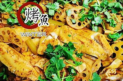 烤箱版龙俐鱼(鲷鱼)
