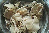 五香豆腐卷的做法