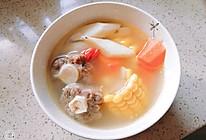 #母亲节,给妈妈做道菜#滋补牛尾汤的做法