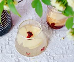 #轻饮蔓生活#美容养颜的蔓越莓苹果醋饮的做法