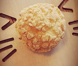 长帝烘焙节华南赛区#忆江雪糕#香草奶油馅酥皮泡芙#的做法