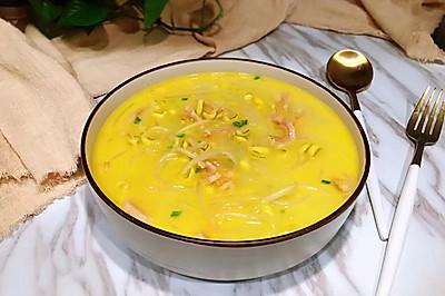 #做道懒人菜,轻松享假期#黄豆芽牛肚汤