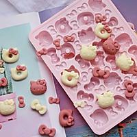 大白兔奶糖味的HelloKitty巧克力的做法图解8