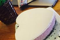 養樂多藍莓芝士蛋糕的做法