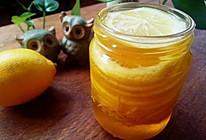 家中必备——蜜渍柠檬的做法