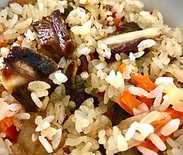 新疆正宗羊排手抓饭的做法