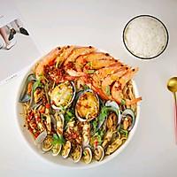 75块钱宴请宾客的硬菜【蒸】海鲜大咖的做法图解13