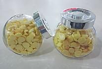 入口即化的蛋黄溶豆的做法