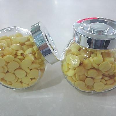 入口即化的蛋黄溶豆